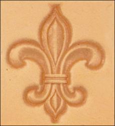 Craftool 3-D Stamp Fleur-De-Lis