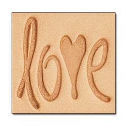 Craftool 3-D Stamp Love