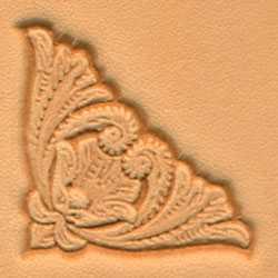 Scroll Corner Craftool 3-D Stamp