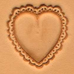 Heart Craftool 3-D Stamp