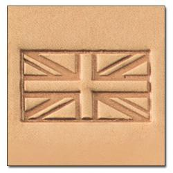 Craftool 3-D Stamp British Flag