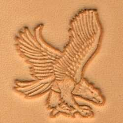 Eagle Craftool 3-D Stamp (Right)