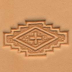 Stepped Square Craftool 3-D Stamp