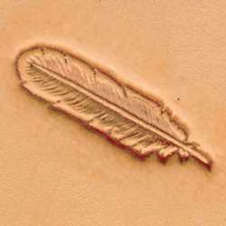 Feather Craftool 3-D Stamp