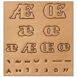 Alphabet Accent Set