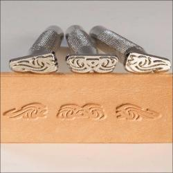Tribal 3-Piece Stamp Set