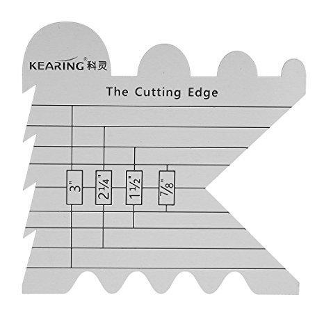 The Cutting Edge Ribbon Cutting Template - Kearing