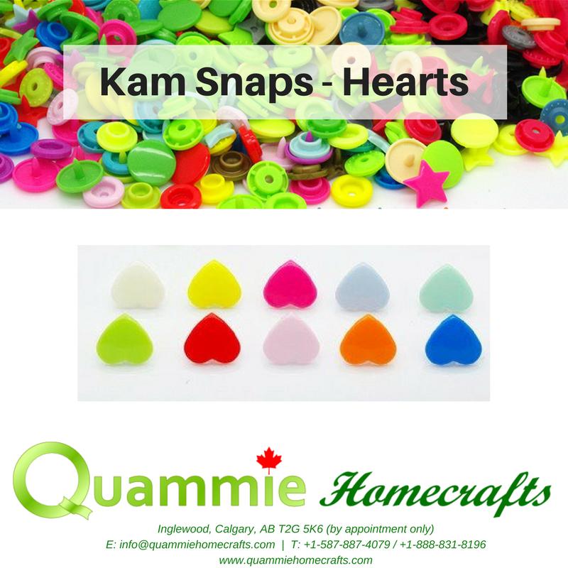 Kam Snaps - Hearts (Glossy)