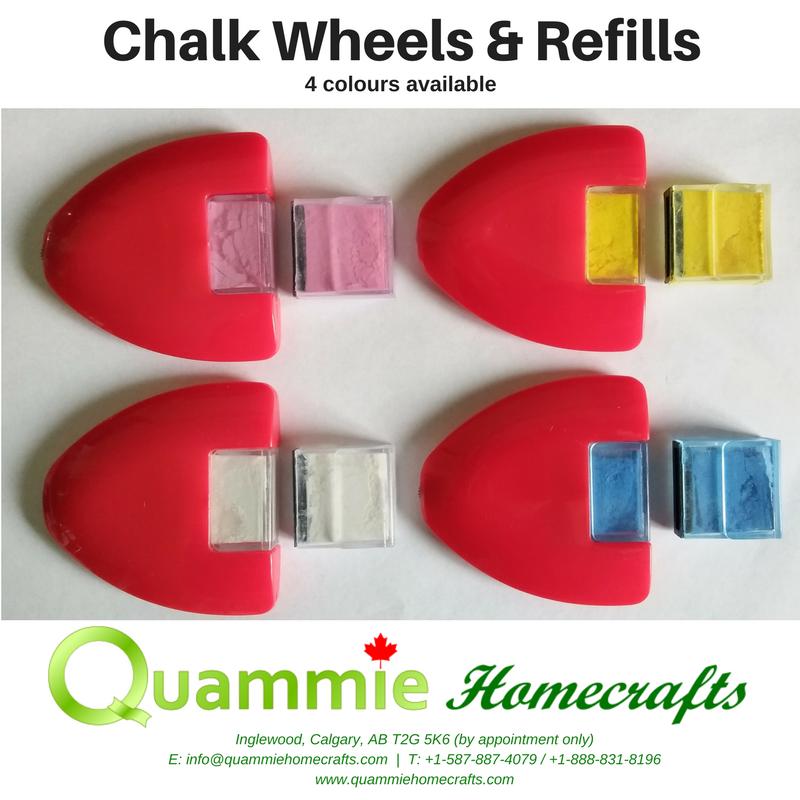 Chalk Wheel Refill (choose your colour)
