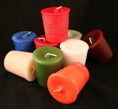 Wax Votive Candles