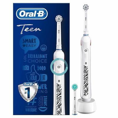 Braun Oral-B Teen White elektriline hambahari