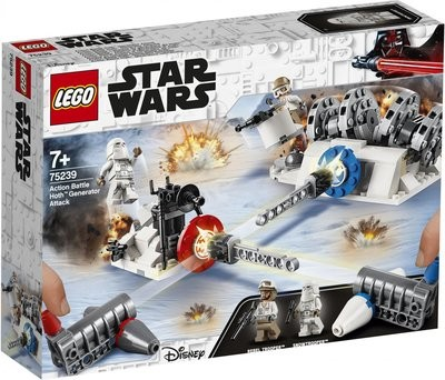 LEGO Star Wars 75239 - Action Battle Hothin™