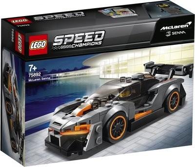 LEGO Speed Champions 75892 - McLaren Senna