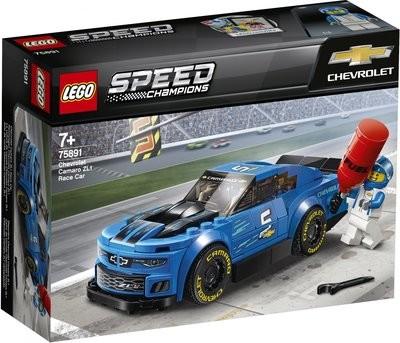 LEGO Speed Champions 75891 - Chevrolet Camaro ZL1 - race car
