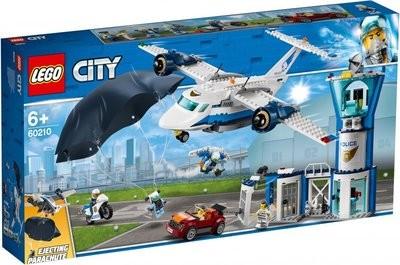 LEGO City Police 60210 - Sky Police Air Base
