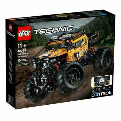 LEGO® Technic 42099 4x4 X-treme Off-Roader