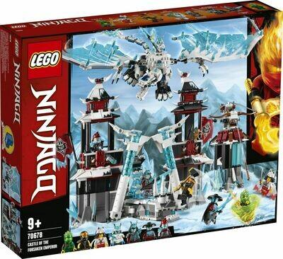 LEGO® Ninjago 70678 Castle of the Forsaken Emperor