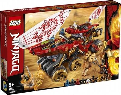 LEGO® Ninjago 70677 Land Bounty