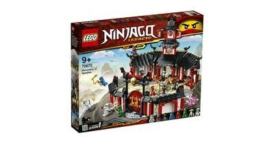 LEGO® Ninjago 70670 Monastery of Spinjitzu
