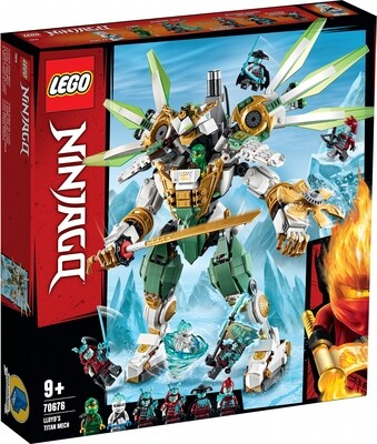 LEGO® Ninjago 70676 Lloyd's Titan Mech