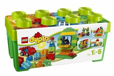 LEGO® DUPLO® 10572 All-In-One Box of Fun Set