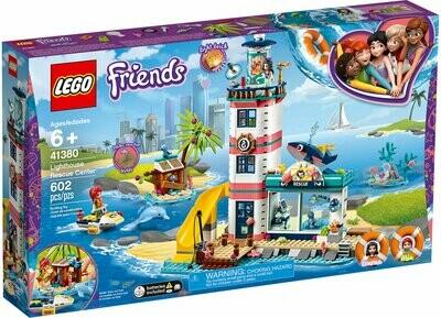 LEGO Friends 41380 Lighthouse Rescue Center