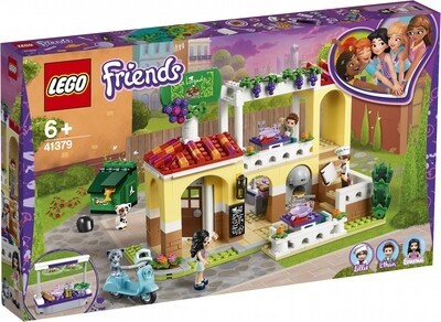 LEGO Friends 41379 - Heartlake City Pizzeria Restaurant