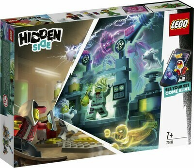 LEGO Hidden Side 70418 JB's Ghost Lab