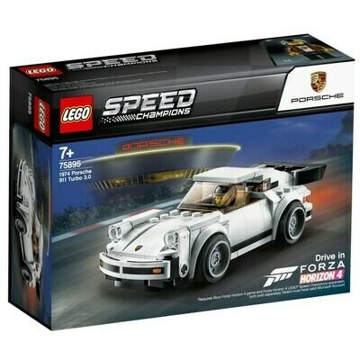 LEGO Speed Champions 75895 - 1974 Porsche 911 Turbo 3.0