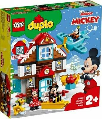 LEGO DUPLO Disney 10889 Mickey's Holiday House