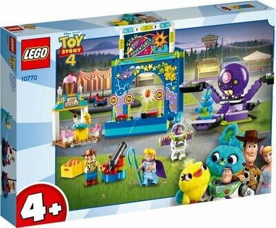 LEGO 4+ Toy Story 4 10770 Buzz and Woody's Carnival Mania!