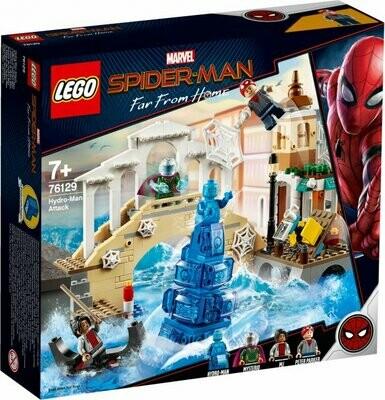 LEGO Super Heroes 76129 Hydro-Man Attack