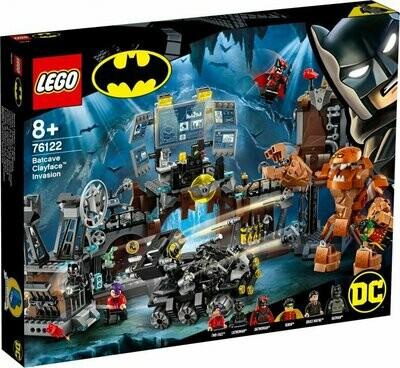 LEGO Super Heroes 76122 - Batcave Clayface Invasion