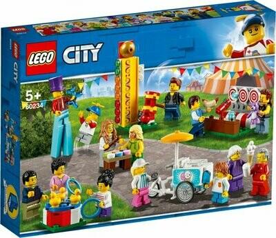 LEGO City Town 60234 People Pack - Fun Fair