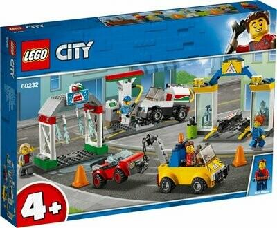 LEGO City Town 60232 Garage Center