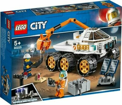 LEGO City Space Port 60225 Rover Testing Drive