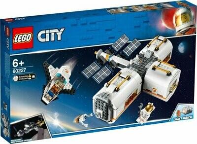 LEGO City Space Port 60227 Lunar Space Station
