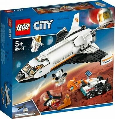 LEGO City Space Port 60226 Mars Research Shuttle