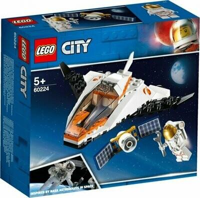 LEGO City Space Port 60224  Satellite Repair Mission