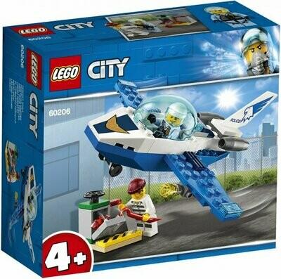 LEGO City Police 60206 Sky Police Jet Patrol