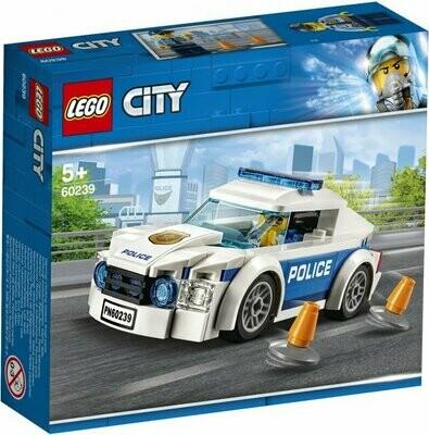 LEGO City Police 60239 - Police Patrol Car