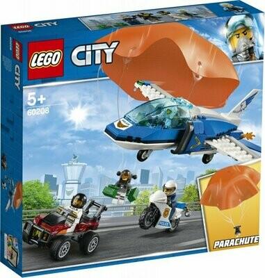 LEGO City Police 60208 Sky Police Parachute Arrest