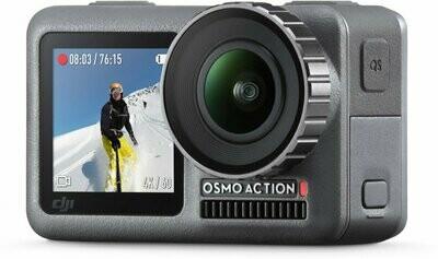 Seikluskaamera DJI Osmo Action, CP.OS.00000020.01