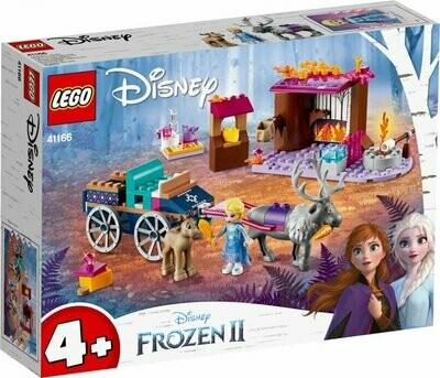 LEGO Disney Frozen 41166 -  Elsa's Wagon Adventure