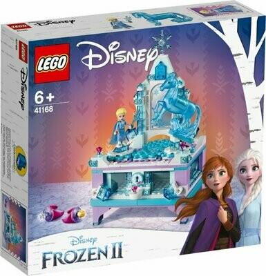 LEGO Disney Frozen 41168 Elsa's Jewellery Box Creation