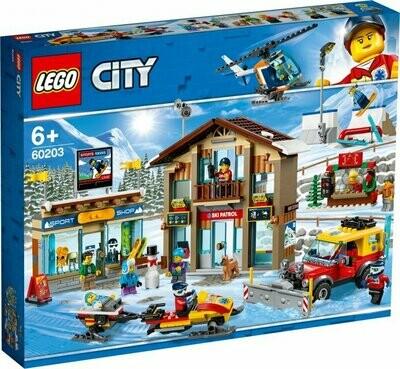 LEGO City Town 60203 - Ski Resort