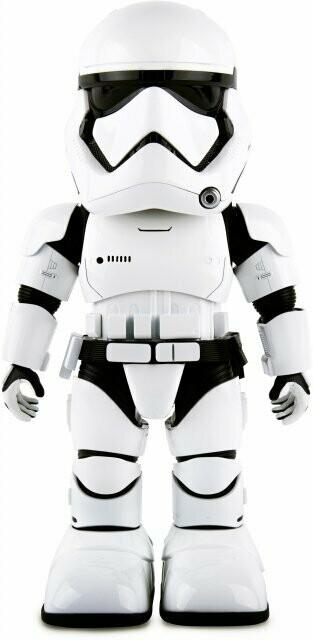 Ubtech Star Wars Stormtrooper robot, 100517