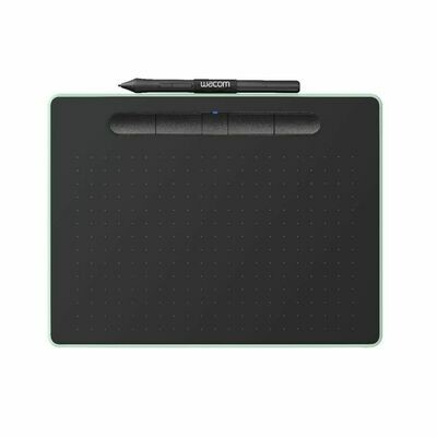 Wacom Intuos M Bluetooth tahvel, must, CTL-6100WLK-N