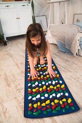 Massaažimatt jalgadele IGORA FOOT MAT 200 х 40 cm