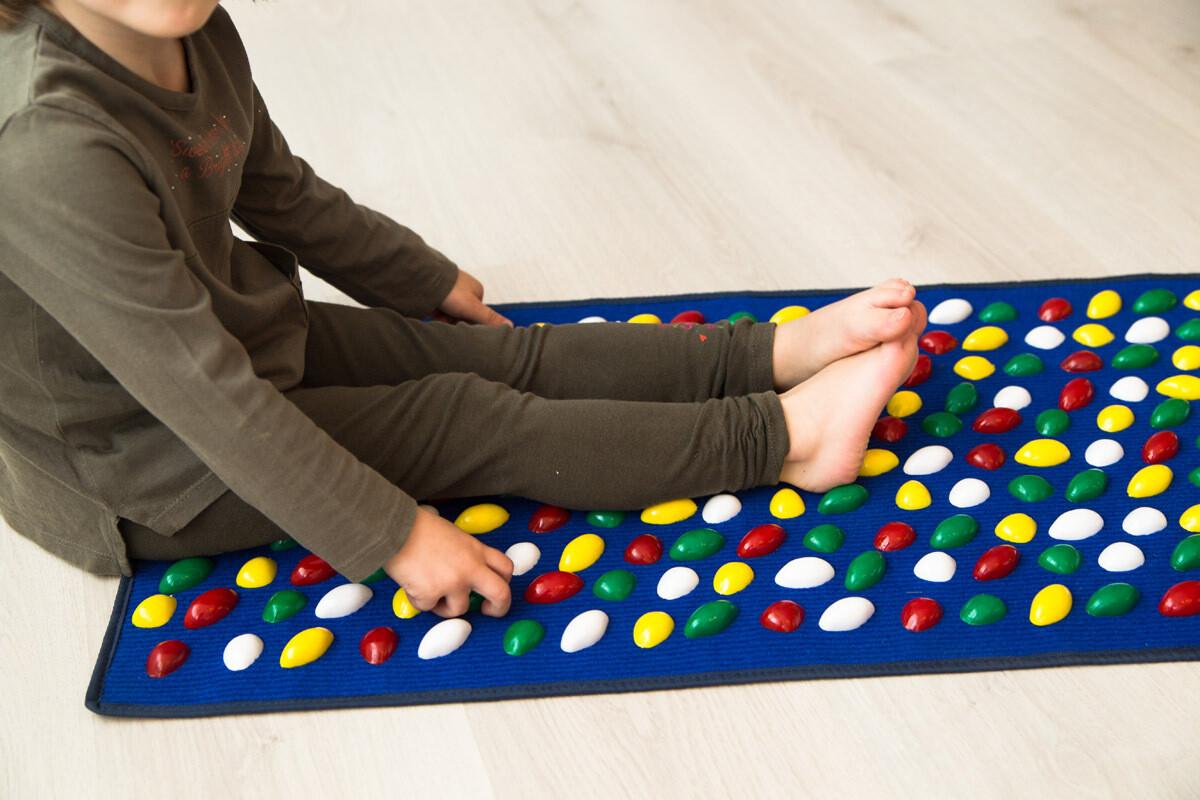 Massaažimatt jalgadele IGORA FOOT MAT 100 х 40 сm